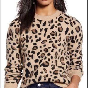 SIMPLY SOUTHERN COLLECTION LEOPARD PULLOVER